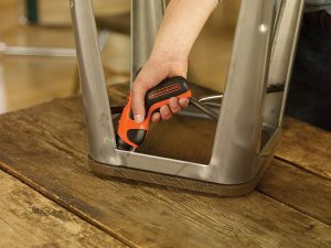 Black+Decker CS3652LCAT-QW in azione